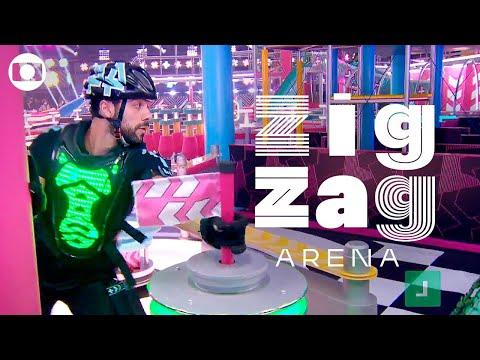 Zig Zag Arena: as brincadeiras da nossa infância estão de volta!