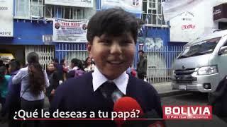 DÍA DEL PADRE BOLIVIANO