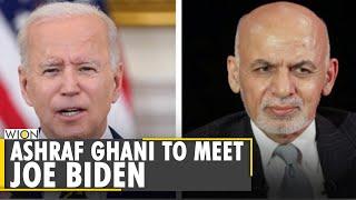 Afghanistan President Ashraf Ghani to meet Joe Biden this week   Hamid Karzai   Latest English News