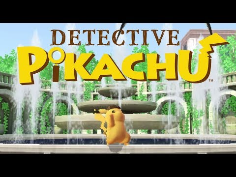 connectYoutube - UK: Solve Mysteries with Detective Pikachu!