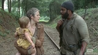 The Walking Dead - Emily Kinney, Chad Coleman, Melissa McBride, Scott Gimple Interview - Comic ...