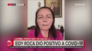 Designarán ministro interino de Salud mientras Roca se recupera del Covid-19
