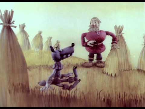 Кадр из мультфильма «Лёгкий хлеб»