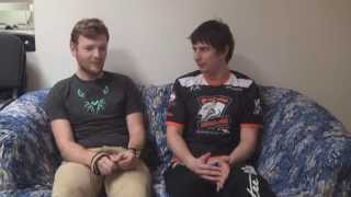 Interview with Virtus.pro @ EMC 2014 (ENG subs will be added 27th of December)