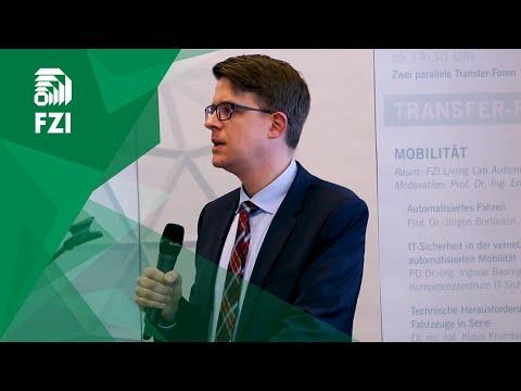 Rückblick FZI Open House 2018