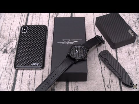 The Real Carbon Fiber Watch!