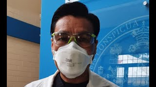 ¿Cómo manejar desechos de pacientes positivos a COVID-19