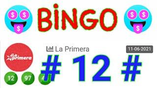 ÉXITOS HOY....!! (( 12 )) BINGO hoy...!! loteria LA PRIMERA HOY/ RESULTADOS de las LOTERÍAS/SORTEOS