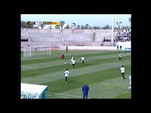 كأس الإتحاد الإفريقي: الدفاع الجديدي - غامتيل الغامبي