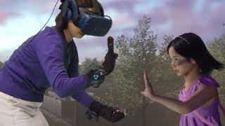 Mujer se reencontró con su hija fallecida a través de realidad virtual
