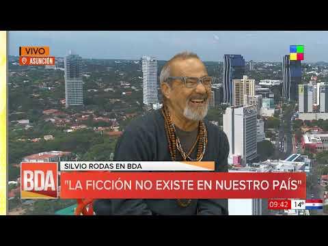 #BDAPy - Silvio Rodas: La ficción no existe en nuestro país