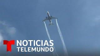 Maestros presentan demanda contra Delta por el derrame de combustible   Noticias Telemundo