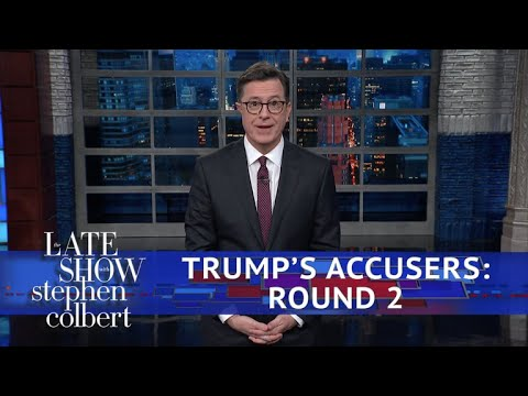 connectYoutube - Trump Called His Sexual Assault Accuser The 'C-Word'