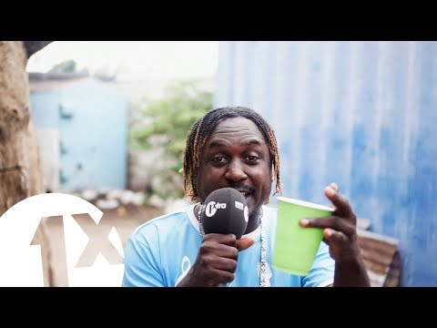 connectYoutube - 1Xtra in Jamaica - Wasp Freestyle