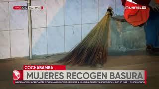 Manos que limpian: mujeres recogedoras de basura que no descansan en la pandemia