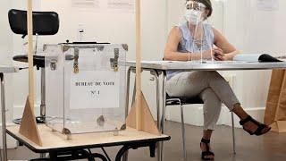 Municipales en France : un second tour avec des règles sanitaires très strictes