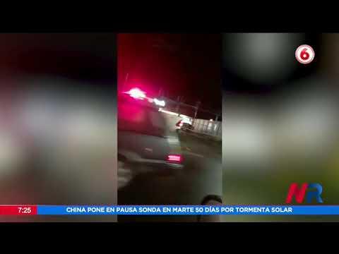 Dos personas fallecidas y una en condición grave de una balacera en Guápiles