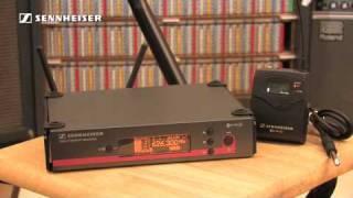 Sennheiser ew 172 G3 Wireless Guitar System