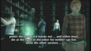 Harry Potter Order of the Phoenix Walkthrough Part 21 - Department of Mysteries Part 1