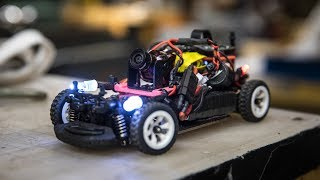 Hands-On with FPV Remote Controlled Cars!