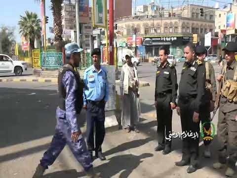 وزارة الداخلية تكرم عددا من لنقاط الأمنية ورجال المرورر في العاصمة صنعاء