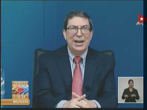 Intervención del Ministro de Relaciones Exteriores de Cuba en Conferencia de Desarme