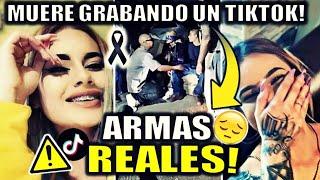 ARELINE MARTINEZ VIDEO | MUERE GRABANDO un TIKTOK fingiendo SECUESTRO en Chihuahua México | Tiktoker