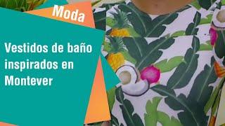 Colección de vestidos de baño inspirados en Monteverde