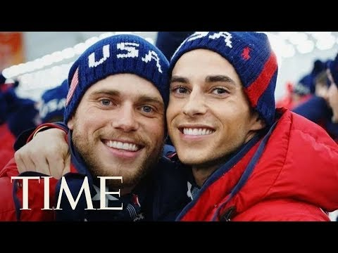 connectYoutube - Gus Kenworthy On His 'Instant Friendship' With Adam Rippon: 'Sparks Flying' | TIME