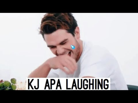connectYoutube - KJ APA LAUGHING COMPILATION