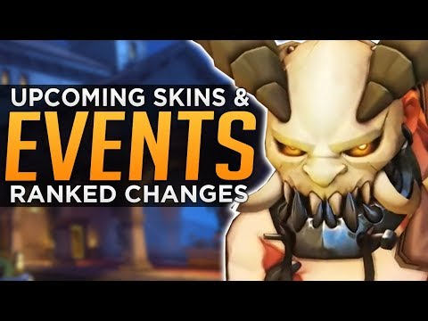 connectYoutube - Overwatch: All NEW Ranked Changes, Skins & Events EXPLAINED