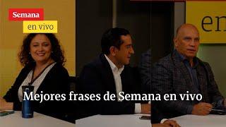 ¿Crisis en el uribismo Debate con María Jimena Duzán