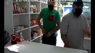 Un asaltante pagó una suma de dinero y quedó libre