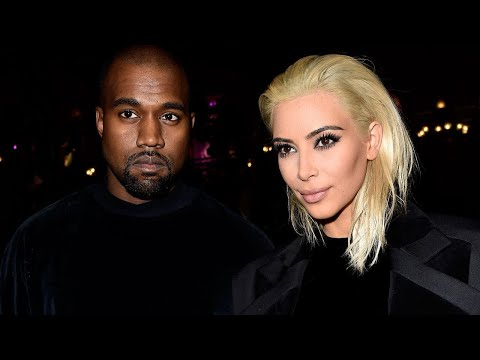 connectYoutube - Kim Kardashian and Kanye West Reveal Special Name for Baby No. 3: Chicago West