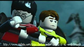 LEGO Harry Potter Walkthrough - Year Four: The Dark Lord Returns Part 3
