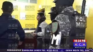 Capturan a supuesta distribuidora de drogas en la capital