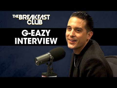connectYoutube - G-Eazy On Stepping Away From H&M, Being A Crazy Gemini, Halsey & More