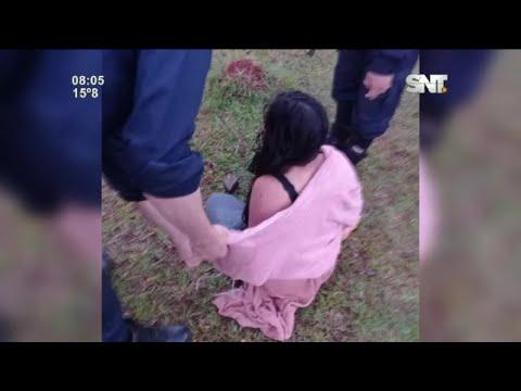 Caazapá: Hallan droga en la casa del policía implicado en rapto y abuso de mujer