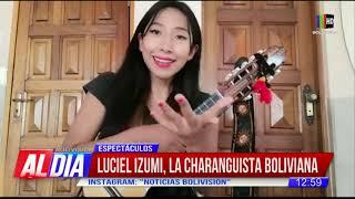 La charanguista boliviana que muestra su arte al mundo