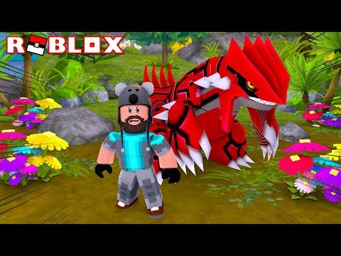 connectYoutube - 5 IV GROUDON + I CAN FLY!! | Pokémon Brick Bronze Randomizer [#11] | ROBLOX