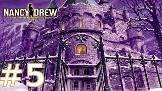 Nancy Drew: Treasure in the Royal Tower Walkthrough part 5