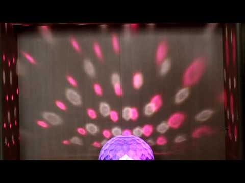 LED DISCO BALL - диско топка