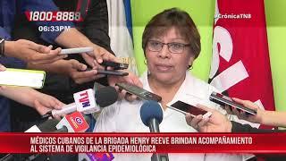 Nicaragua fortalece vigilancia epidemiológica ante el coronavirus