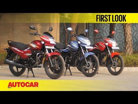Hero Super Splendor, Passion Pro & Passion XPro   First Look   Autocar India