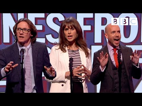 Unlikely lines from a Sci-Fi film - Mock the Week: 2017 - BBC Two
