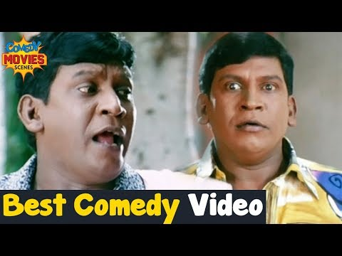 Hindi Comedy Scenes | Vadivelu Best Comedy Scene | Return of Zid Hindi Film | Best Comedy Videos