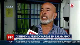 Sidicatos reaccionan ante detención de Albino Vargas