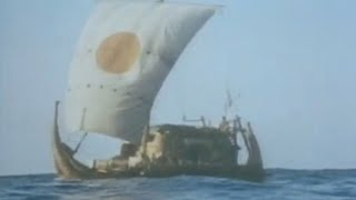 Hace 50 años, un barco de totora logró la proeza de cruzar el Atlántico