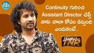 Continuity is an artiste's responsibility - Actor Satyadev | Frankly With TNR | iDream Movies - IDREAMMOVIES