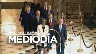 Noticias Telemundo Mediodía, 16 de enero 2020